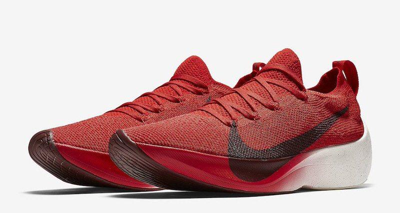 """67b24ff7f29f Nike Vapor Street Flyknit """"University Red""""    Release Date"""