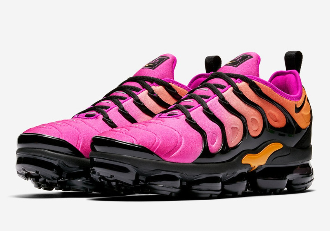 "Nike Air VaporMax Plus ""Sherbet"" Preview | Nice Kicks"