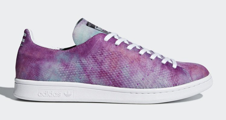 "Pharrell x adidas Stan Smith ""Holi"""
