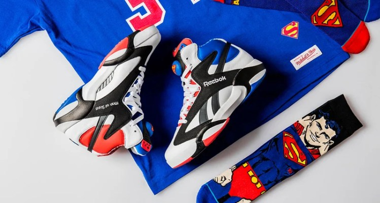 "Shoe Palace x Reebok Shaq Attaq ""Superman"""