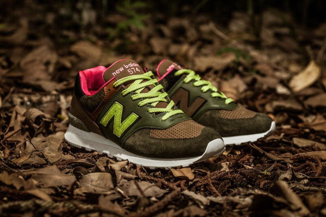 SNS x New Balance 574