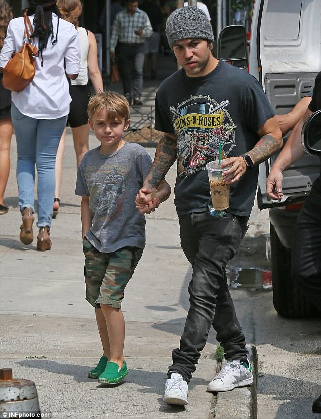 As Agassi was to tennis, this is exactly what Pete Wentz is for modern day pop/punk.