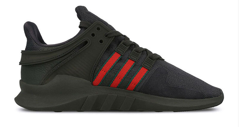 """cheap for discount 4579e a7222 adidas EQT Support ADV """"Gucci""""  Available Now"""