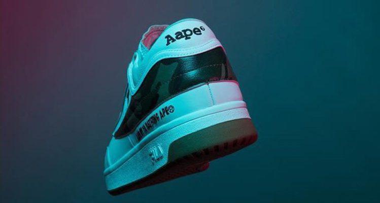 AAPE x FILA Original Tennis