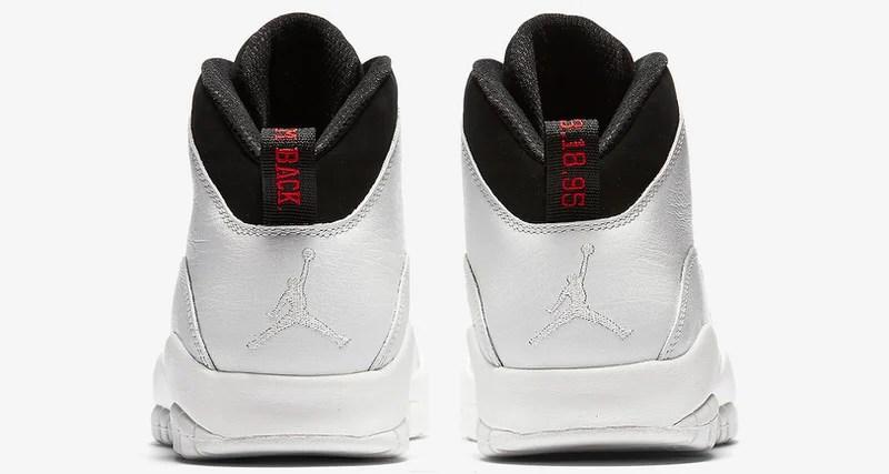 "18f6e6191072a5 Air Jordan 10 ""I m Back"" Lands This Weekend"