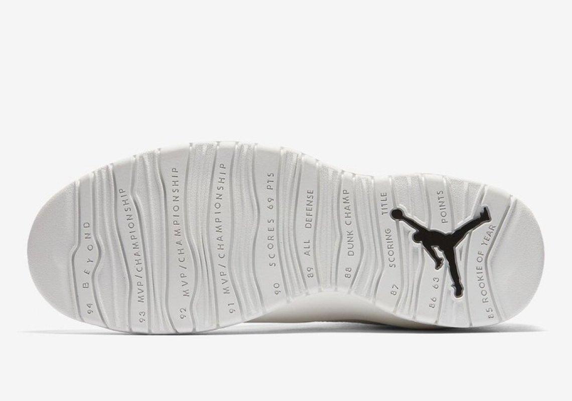 """Air Jordan 10 """"I m Back"""" Air Jordan 10"""