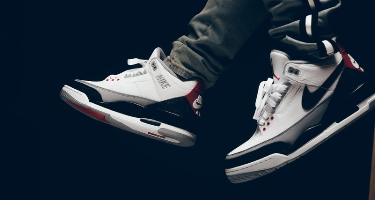 reputable site fb6e8 34ad2 Air Jordan 3