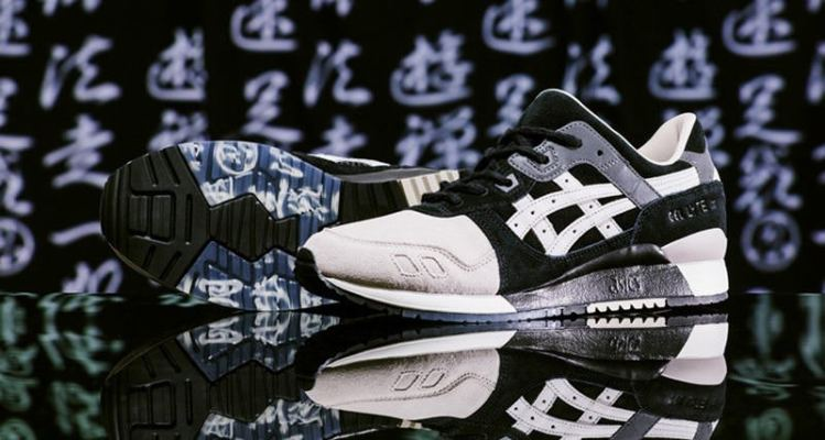 "Kicks Labs x ASICS Gel-Lyte III ""KL-SHINOBI"""