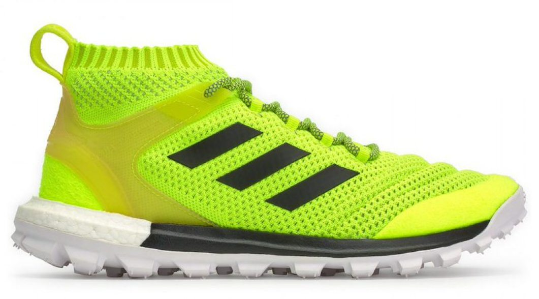 392e6aeaa31 Gosha Rubchinskiy x adidas Copa Primeknit Mid Sees Soccer Styling ...