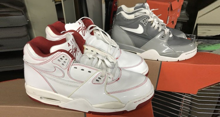new arrivals de312 72198 A Case for More Patent Leather Nike Air Flight 89 Releases. Apr 3, 2018.  Share. Nike Air Flight 89 White University Red