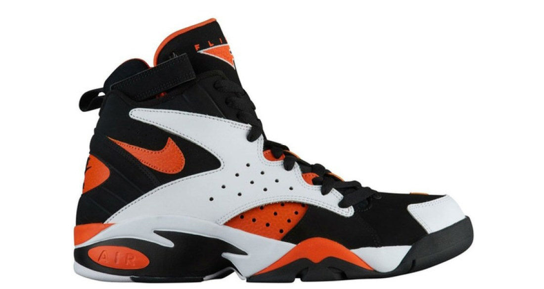"Nike Air Maestro II LTD ""Rush Orange"""