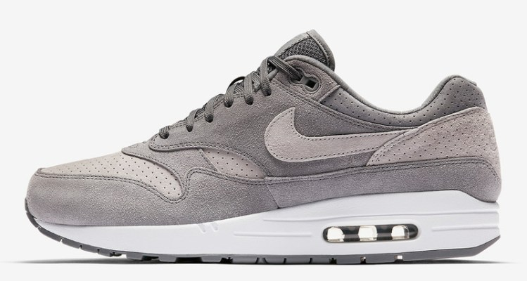 "Nike Air Max 1 ""Grey Perf"""