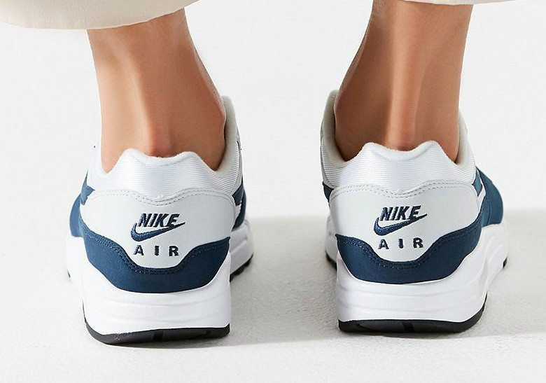 Nike Air Max 1 Obsidian/Pure Platinum