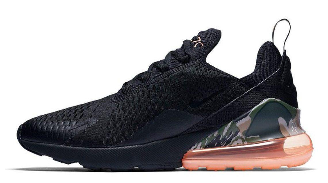Nike Air Max 270 Black/Coral