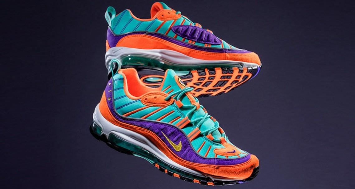 """Nike Air Max 98 """"Cone"""""""