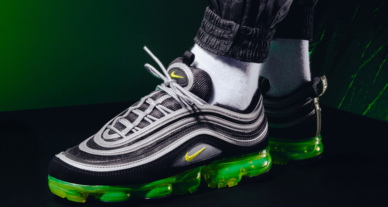 Nike Air VaporMax 97 Japan Neon AJ7291-001. Check ...