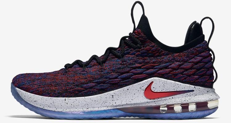 "Nike LeBron 15 ""Supernova"""