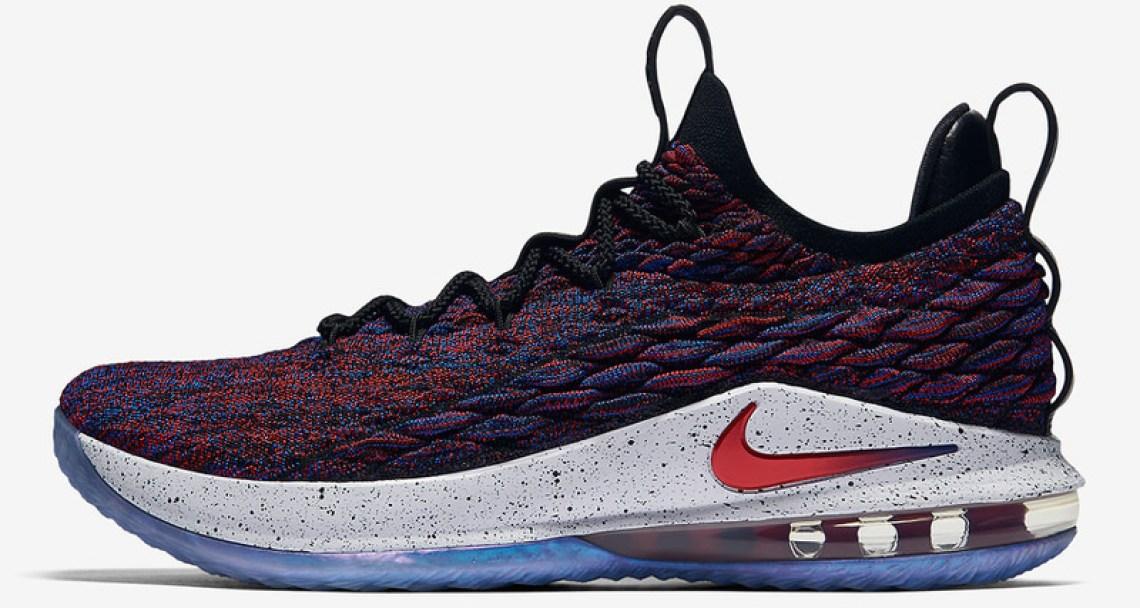 26bbdc2b96d Nike LeBron 15 Low