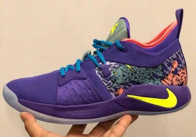 "Nike PG2 ""Mamba Mentality"""