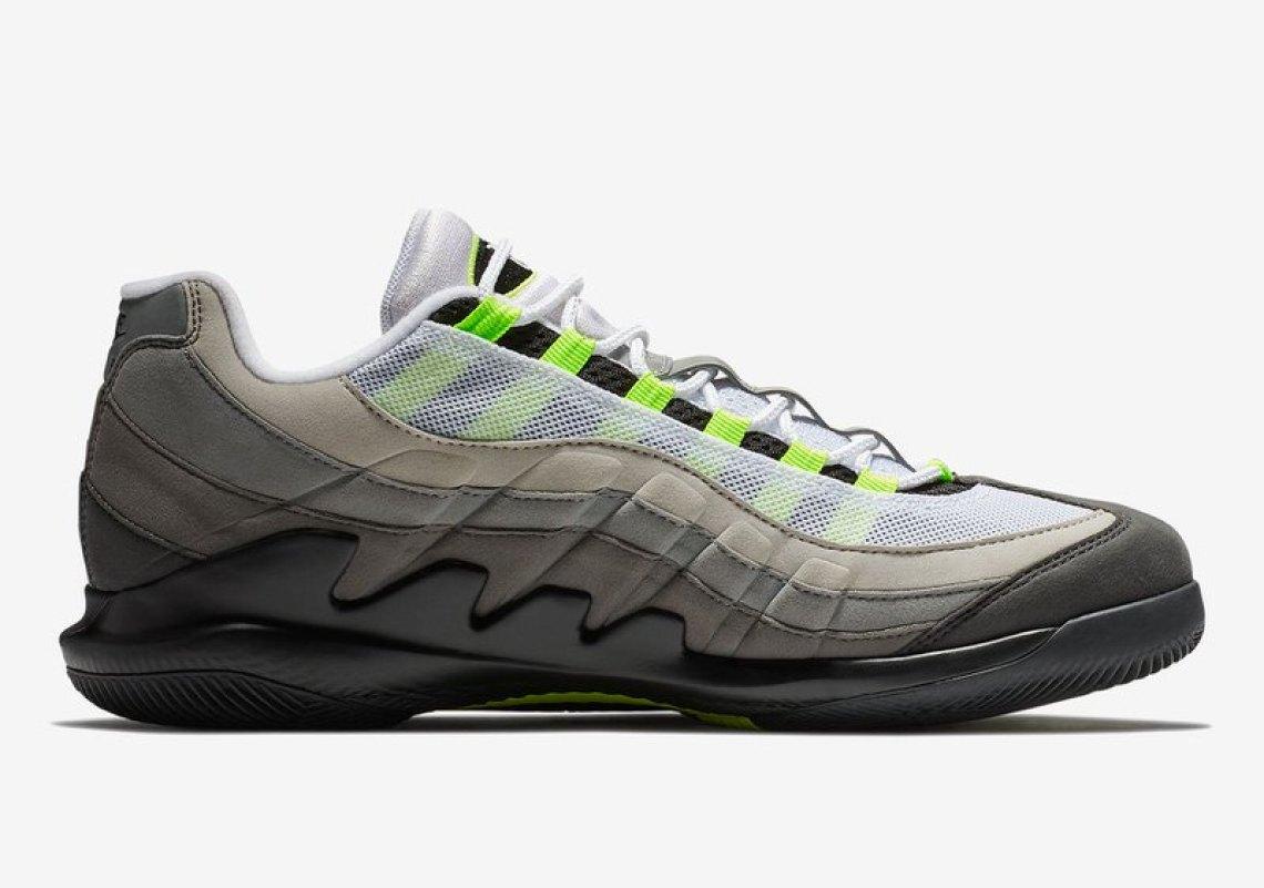 1b78b71558b NikeCourt Vapor RF x Air Max 95