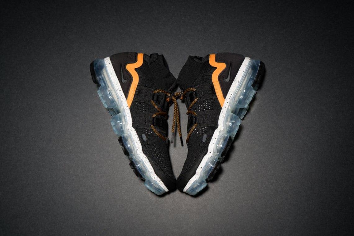 "Nike Air VaporMax Utility ""Black"""