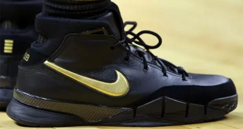 "new product 890aa 58864 DeMar DeRozan Breaks Out Nike Zoom Kobe 1 Protro ""Mamba Day"""