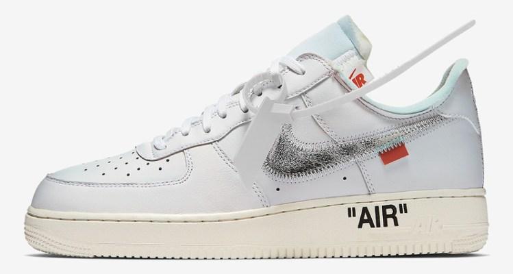 Off-White x Nike Air Force 1 Low | Nice Kicks