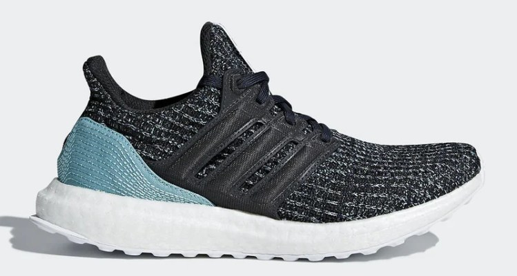 Parley for the Oceans x adidas Ultra Boost