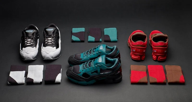 """aa9676503372f2 Raf Simons x adidas """"RS Replicant Ozweego"""" Pack    Release Date"""
