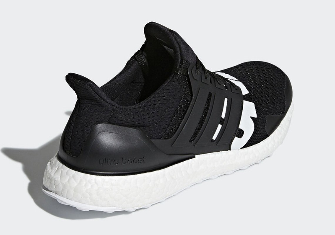 Undefeated x adidas Ultra Boost