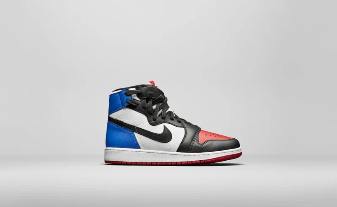 "Air Jordan 1 Rebel ""Top 3"""
