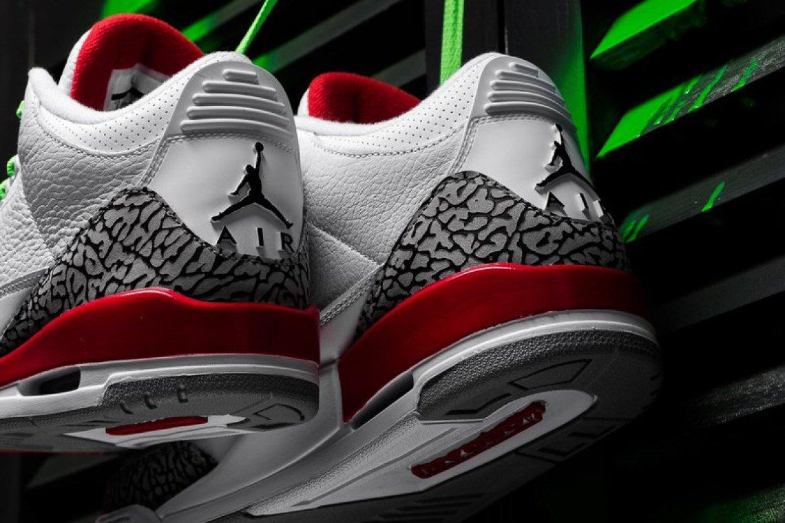 "premium selection 3693d 42db4 Air Jordan 3 ""Katrina"" ..."