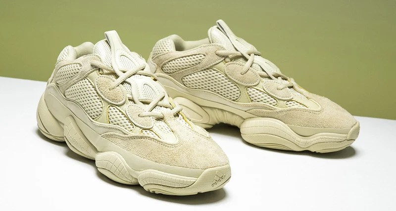 Yellow 500 Kicks Moon Release Adidas Yeezy Super DateNice OP80Xnwk