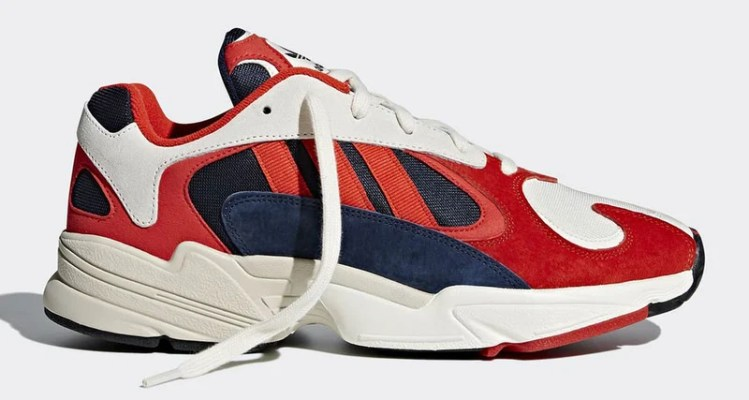 "adidas Yung-1 ""Hi-Res Orange"""