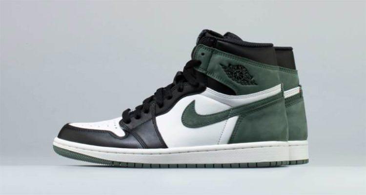 """Air Jordan 1 """"Clay Green"""""""