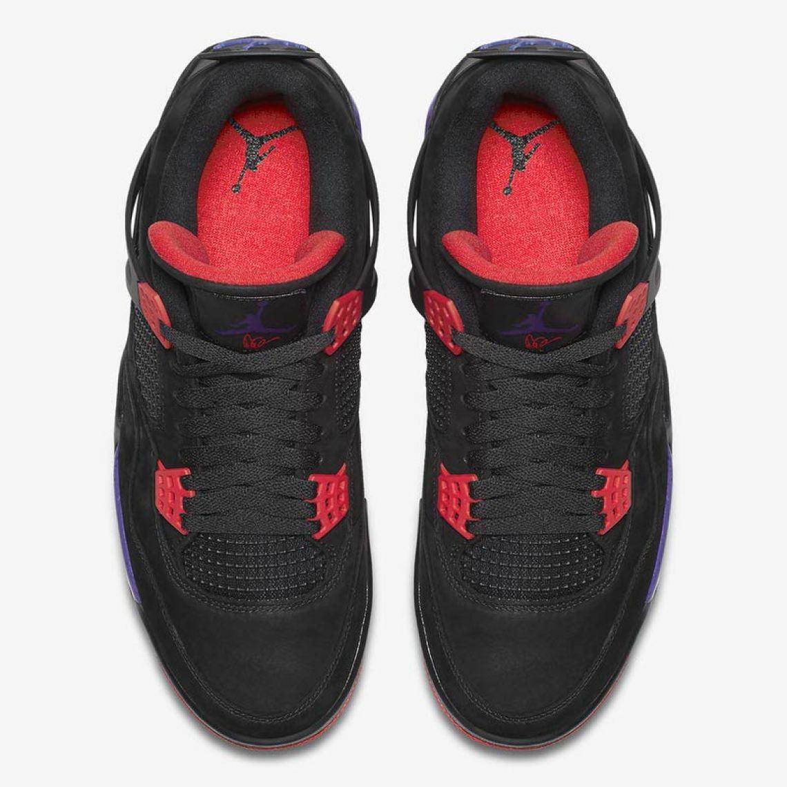 """Air Jordan 4 """"Raptors"""""""