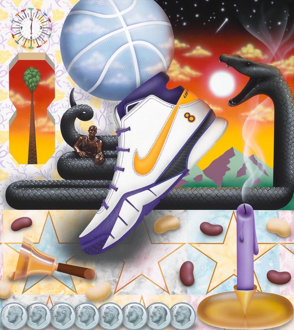 """Kobe Bryant's Nike Kobe 1 Protro """"Final Seconds"""""""