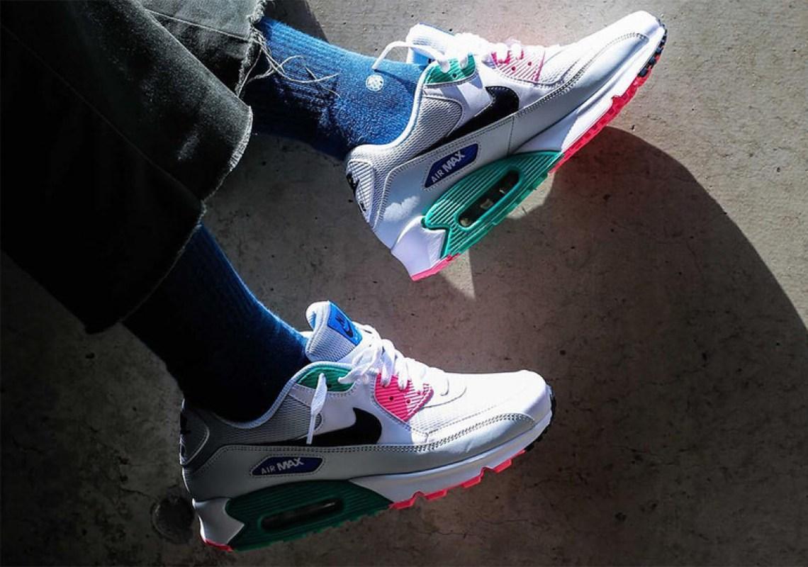 """Nike Air Max 90 """"Summer Sea"""""""