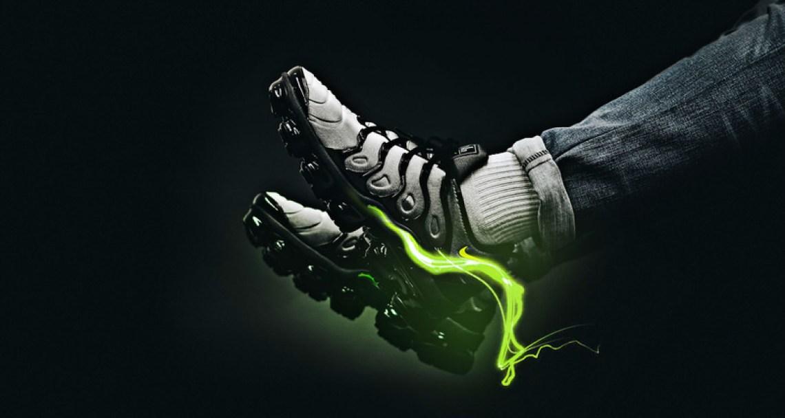 "Nike Air VaporMax Plus ""Neon"""