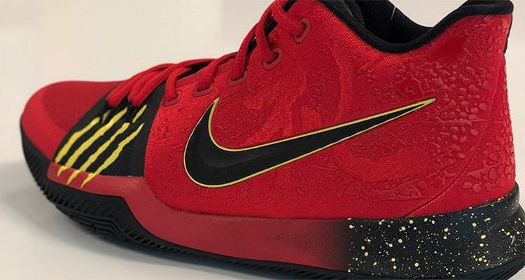 "3a2c4db13fe11b Kyrie Irving Unveils Alternative Nike Kyrie 3 ""Bruce Lee"" for Mamba Day"