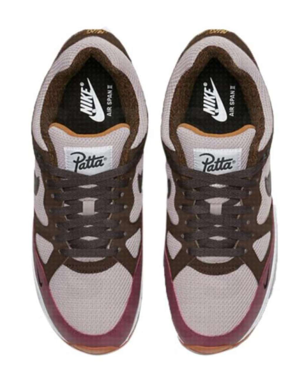 brand new 7ea74 b7cd8 ... Patta x Nike Air Span II