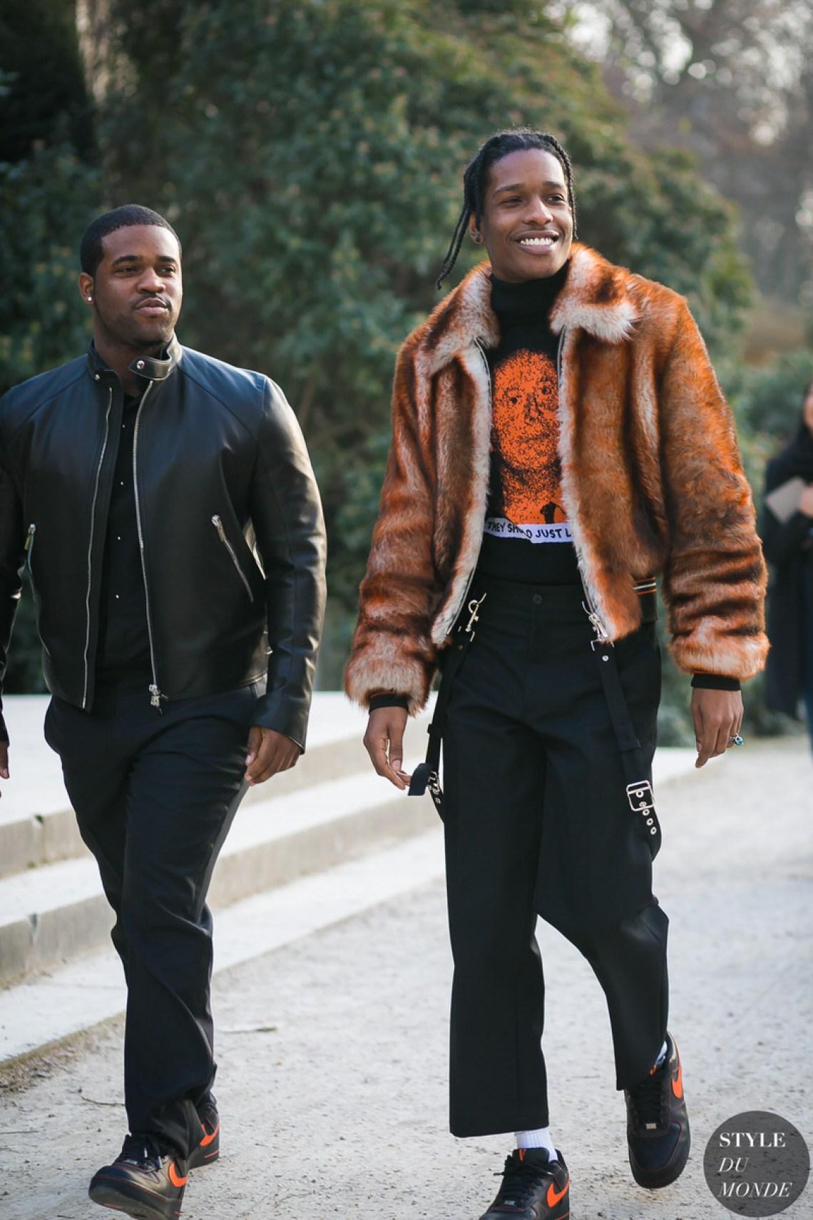 61f698f1 What's In Their Wardrobe? // A$AP Rocky | Nice Kicks