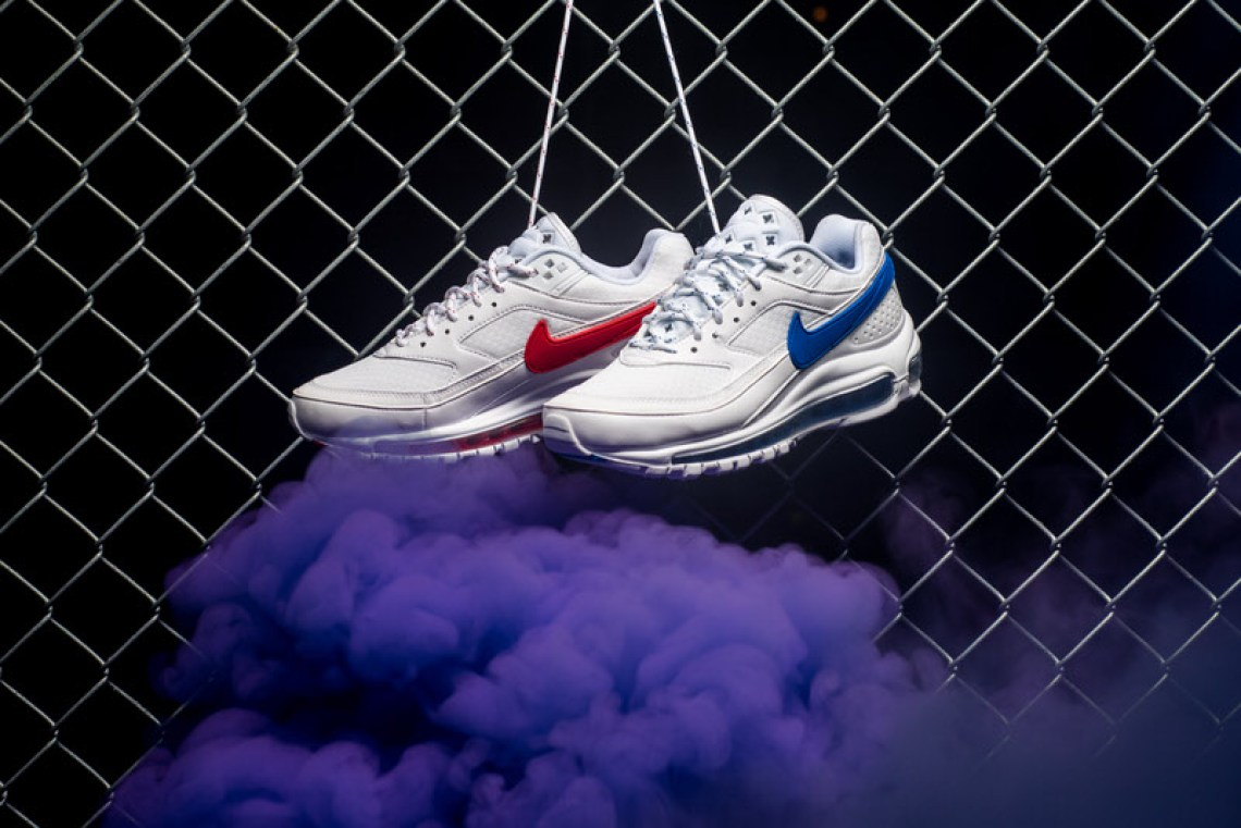 buy popular 7b680 2be4f The Skepta sneakers will launch tomorrow at select shops in the US to  include Sneaker Politics. The Louisana retailer is dropping them via raffle  that ...