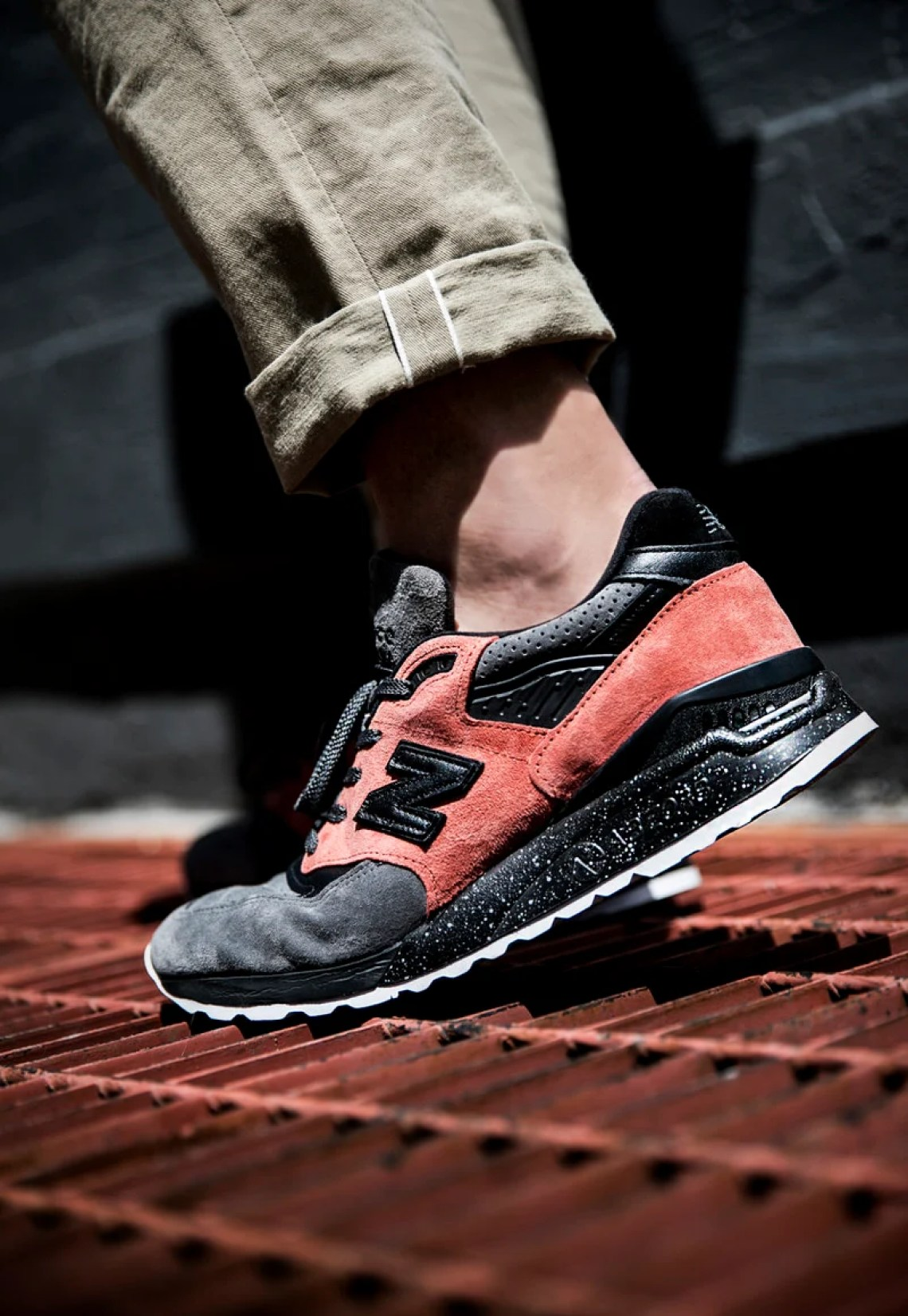 "Todd Synder x New Balance NB1 ""Sunset Pink"""
