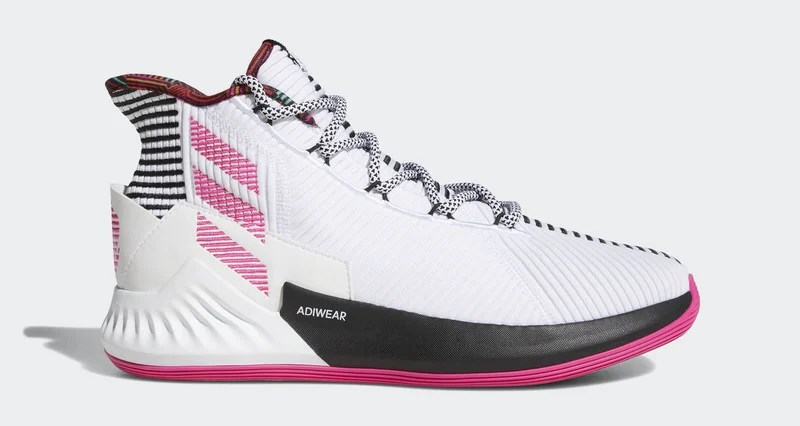 buy popular 2aee0 5532e adidas D Rose 9 Summer 2018  Nice Kicks