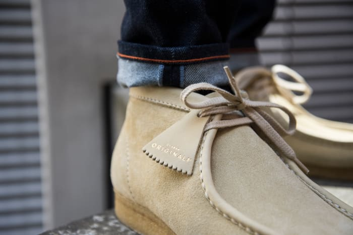 Clarks Originals Made In Italy Wallabee Available Now