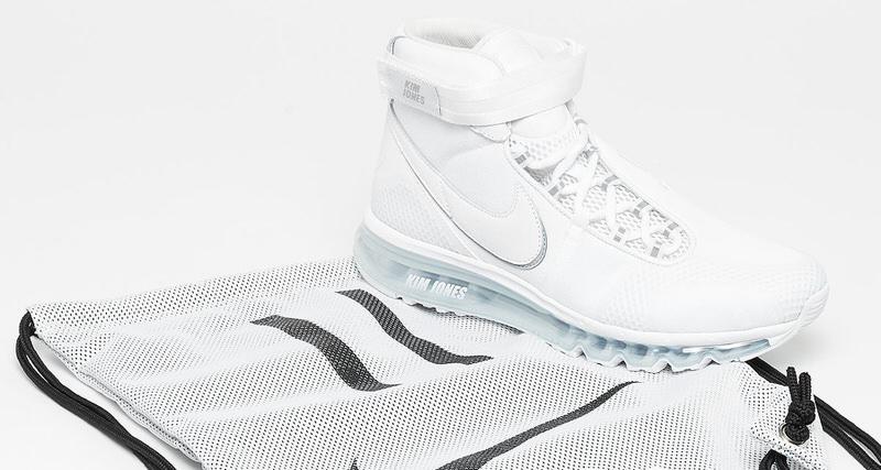 70fc3c0dcd03c Kim Jones x Nike Air Max 360 Hi Drops This Week