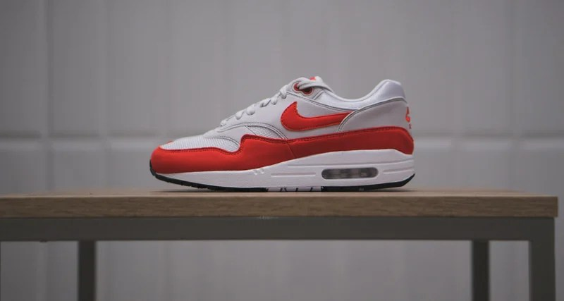 "Nike Air Max 1 ""Habanero Red"" for Women Mimics OG Colorway 3936f716da"