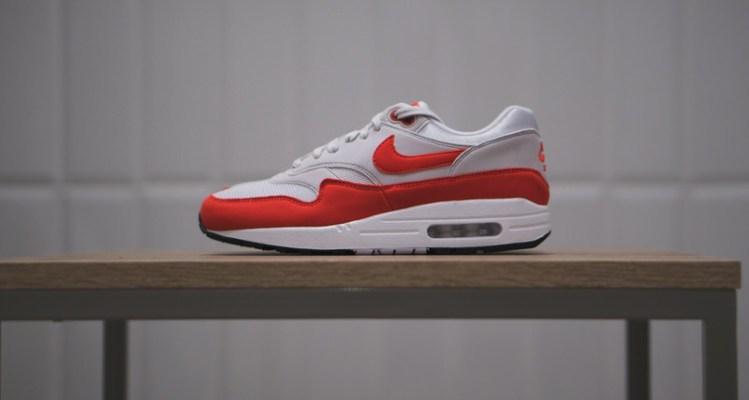 "Nike Air Max 1 ""Habanero Red"""