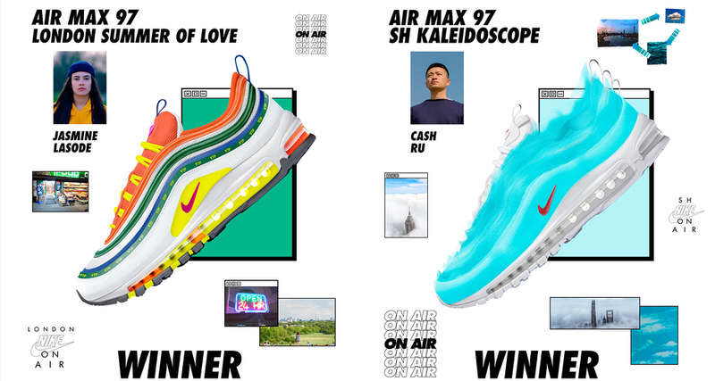 35fd9de9b3b The Nike  ON AIR 2018 Winners Have Been Announced
